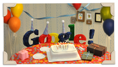 Googles_13th_Birthday-2011
